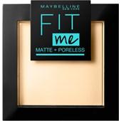 Maybelline New York - Powder - Fit Me! Matte + Poreless Puder