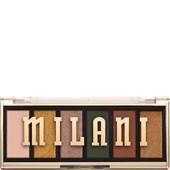 Milani - Ögonskugga - Eyes Most Wanted Palettes