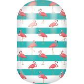 Miss Sophie's - Nagelfolie - Nail Wraps Fancy Flamingo