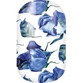 Miss Sophie's - Nagelfolie - Nail Wraps Flower Blues