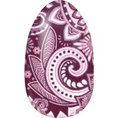 Miss Sophie's - Nagelfolie - Nail Wraps Persian Plum