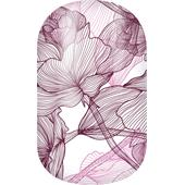 Miss Sophie's - Nagelfolie - Nail Wraps Romantic Blush