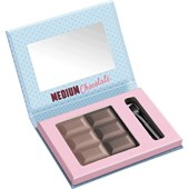 Misslyn - Ögonbryn - Chocolate Brow Duo Eyebrow Powder