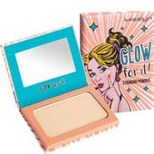 Misslyn - Contouring & Strobing - Glow for it! Strobing Powder