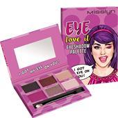 Misslyn - Ögonskugga - Eye Love It Eyeshadow Palette
