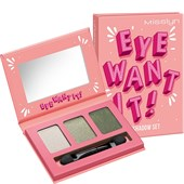 Misslyn - Ögonskugga - Eye Want It! Eyeshadow Set 56