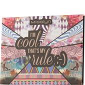 Misslyn - Ögonskugga - I'm Cool That's My Rule Beauty Booklet