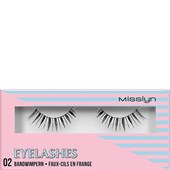 Misslyn - Ögonfransar - Eyelashes 02