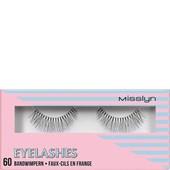 Misslyn - Ögonfransar - Eyelashes 60