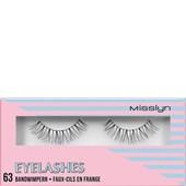 Misslyn - Ögonfransar - Eyelashes 63