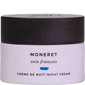 Moneret Soin Francais - Cream & Lotion - Night Care