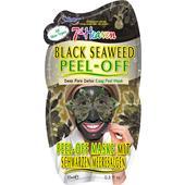 Montagne Jeunesse - Ansiktsvård - Black Seaweed Peel-Off Mask
