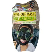 Montagne Jeunesse - Facial care - Charcoal Peel-Off Mask