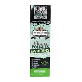 My Magic Mud - Bleaching - Activated Charcoal Fluoride-Free Toothpaste Cinnamon