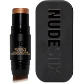 NUDESTIX - Highlighter - Nudies All Over Face Color Glow