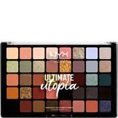NYX Professional Makeup - Eye Shadow - Ultimate Shadow Palette Utopia No.40