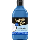 Nature Box - Shower care - Exotisk duschgel med kokosdoft