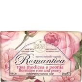 Nesti Dante Firenze - Romantica - Rose & Peony Soap