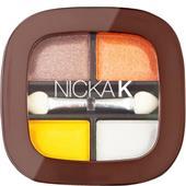 Nicka K - Ögon - Quad Eyeshadow