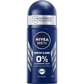 Nivea - Deodorant - Nivea Men Protect & Care Deodorant Roll-On