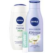 Nivea - Shower care - Presentset