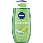 Nivea - Shower care - Lemongrass & Oil Vårdande duschkräm