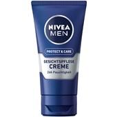 """Nivea - Ansiktsvård - """"Protect & Care"""" Facial Care Cream"""
