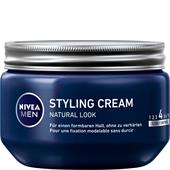 Nivea - Hårvård - Nivea Men Styling Cream Natural Look
