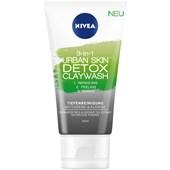 Nivea - Rengöring - 3 in 1 Urban Skin Detox Claywash