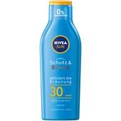 Nivea - Solskydd - Sun Skyddande Brun utan solkräm