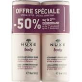 Nuxe - Body - Déodorant Longue Durée Duo