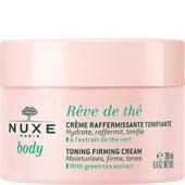 Nuxe - Rêve de Thé - Crème Raffermissante Tonifiante