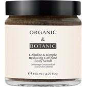 Organic & Botanic - Body care - Cellulite Caffeine Body Scrub