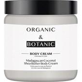 Organic & Botanic - Madagascan Coconut - Shea Butter Body Cream
