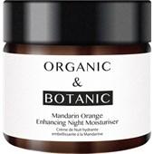 Organic & Botanic - Mandarin Orange - Repairing Night Moisturiser