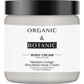 Organic & Botanic - Mandarin Orange - Shea Butter Body Cream