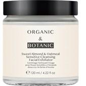 Organic & Botanic - Cleansing - Almond+Oatmeal Cleansing Exfoliator