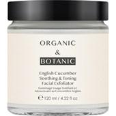 Organic & Botanic - Cleansing - Cleansing Exfoliator Cucumber