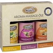 Original Hagners - Body care - Aroma Massageolja
