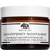 Origins - Anti-age produkter - High-Potency Night-A-Mins Resurfacing Cream With Fruit-Derived AHAs