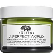 Origins - Återfuktande hudvård - A Perfect World Antioxidant Moisturizer With White Tea