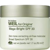 Origins - Återfuktande hudvård - Dr. Andrew Weil for Origins Mega-Bright Skin Tone Correcting Oil-Free Moisturizer SPF 30