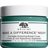 Origins - Återfuktande hudvård - Make A Difference Overnight Hydrating Repair Cream