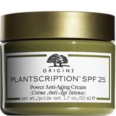 Origins - Återfuktande hudvård - Plantscription Power Anti-Aging Cream SPF 25