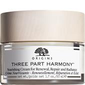 Origins - Återfuktande hudvård - Three Part Harmony Nourishing Cream For Renewal, Repair And Radiance