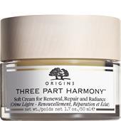 Origins - Återfuktande hudvård - Three Part Harmony Soft Cream For Renewal, Repair And Radiance