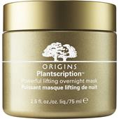 Origins - Masker - Plantscription Lifting Overnight Mask