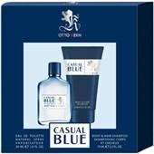 Otto Kern - Casual Blue - Presentset