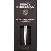 Percy Nobleman - Beard care tools - Beard & Moustache Scissors