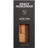 Percy Nobleman - Beard care tools - Handmade Beard Comb